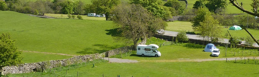 Swaledale Campsite & Caravan Park Reeth | Scabba Wath